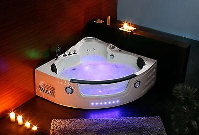 whirlpool badewanne whirlwanne eckbadewanne wanne jacuzzi spa badezimmer - Whirlpool Badewanne Designs Jacuzzi