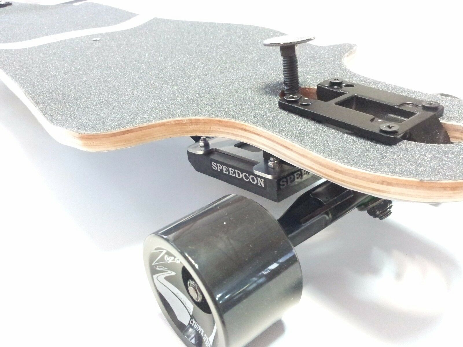INVINCIBLE    NEW NTR RUBBER LONGBOARD BRAKE KIT 2.0 FOR DROP TROUGH(FREE SHIP)