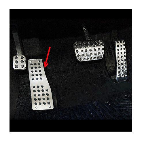 Schätz ® Sport Edelstahl Fußablage für Mercedes CLS C218 und CLS 219 rutschfest