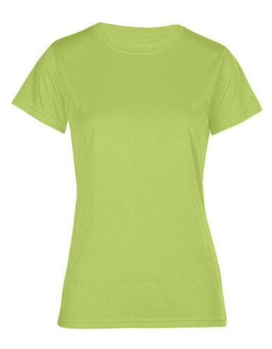 3xl Sport Femmes shirt fonction shirt manches courtes promodoro laufshirt col rond s