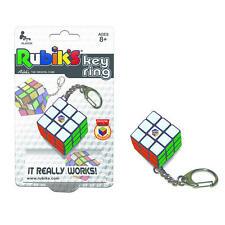 Rubik's Cube Key Ring ~ The Rubiks Cube Keychain ~ Winning Moves #5016