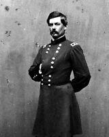 8x10 Civil War Photo: Union - Federal General George Brinton Mcclellan