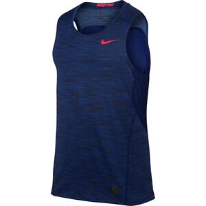 Nike Pro Hypercool Sleeveless Fitted Compression Shirt