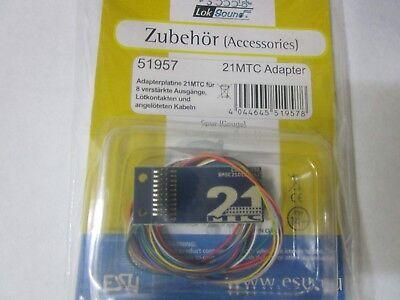 Esu 51957-scheda Adattatore Mtc21 Nuovo Ovp-mostra Il Titolo Originale Lucentezza Luminosa