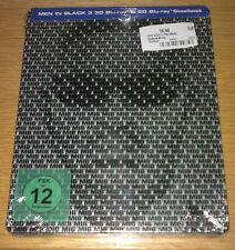 Men in Black 3 3D Steelbook (MM exklusiv) OOS & OOP NEU & OVP