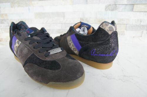 Nuovo Origin Lacci 39 Scarpe Con Animale Sneakers Gr Serafini Lusso qRUg44