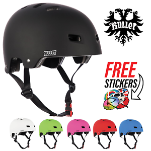Bullet-Safety-Gear-Skate-BMX-Scooter-Derby-Deluxe-Protection-Helmet