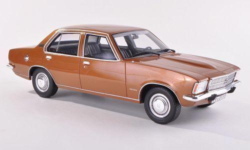 Opel Rekord D 2100 Diesel 1:18 BOS    />/>NEW/</<