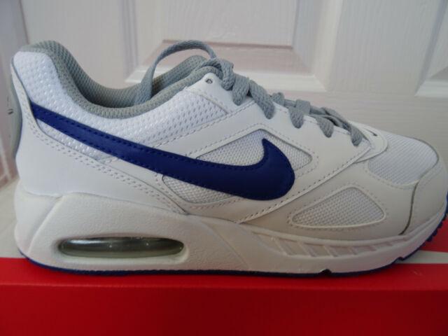 Nike Air Max 90 Mesh Ivo (gs) Juniors Boys Trainers Size UK 5 EU 38