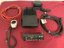 Upgraded Motorola Mcs2000 Vhf 110 Watt 250ch Smartzone 146 174mhz Remote Radio