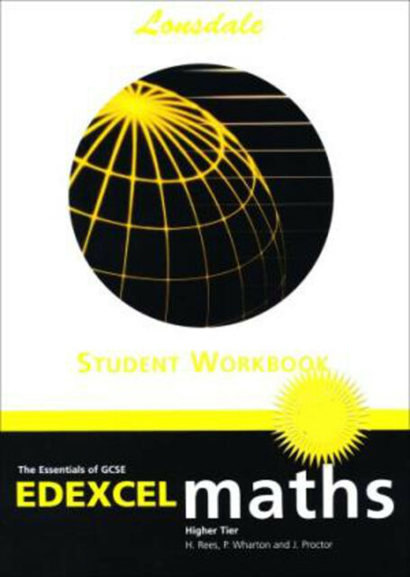 053: EDEXCEL Maths Guide - Higher Workbook: GCSE Edexcel GCSE Maths Higher Workb