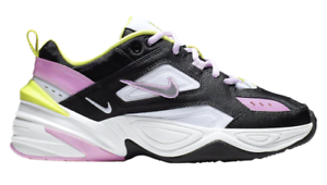 NEW NIKE M2K TEKNO MODERN STYLE WOMENS Casual SHOES Black Pink White 5.5 to 11