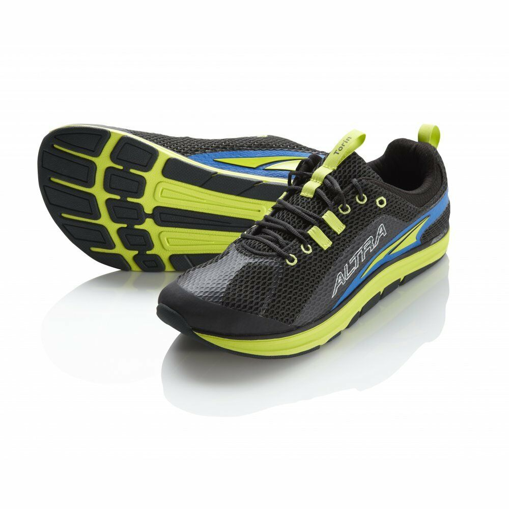 Altra Torin Torin Torin (versión original Zapatillas Para Correr Para hombres Talla 11.5 D, Negro verde Nuevo 127440