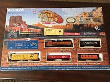 Bachmann HO Scale Rail Chief Train Set Railroad #00706 E-Z Track - COMPLETE SET