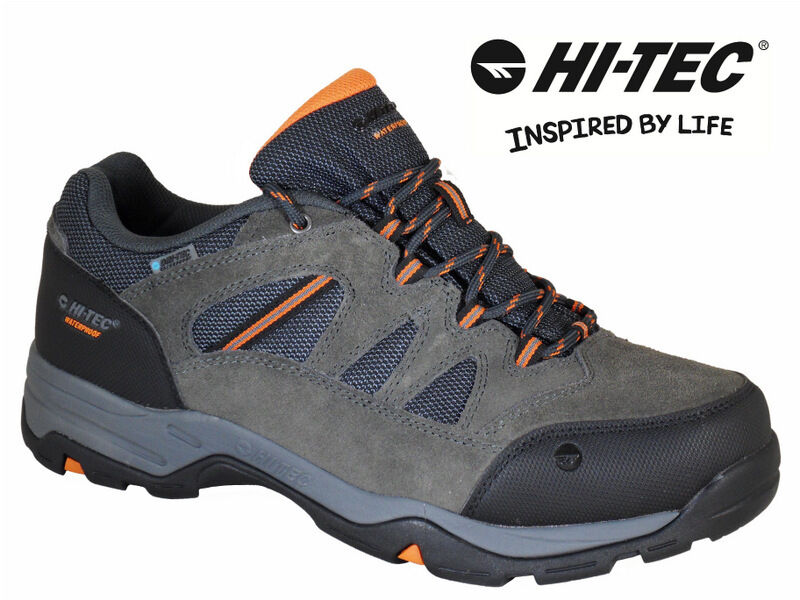 HI TEC BANDERA WIDE FIT WALKING SHOES WATERPROOF
