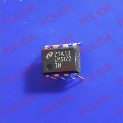 2PCS NSC DIP-8 LME49860NA LME49860NA//NOPB Audio Operational Amplifier IC