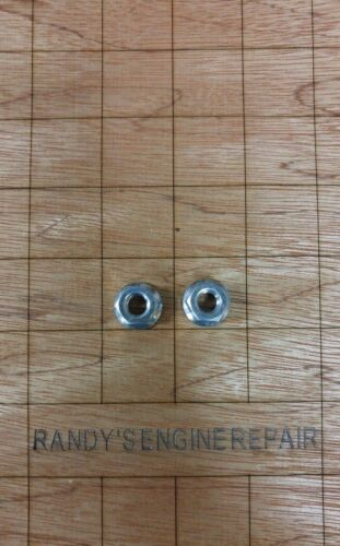 2 bar nuts Echo 43301903933 CS-302S CS-351VL CS-302 CS-330EVL CS-400EVL CS-280E