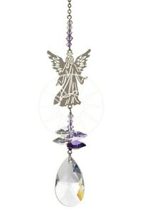 Fantasy-Hanging-Sun-Catcher-with-Swarovski-Crystals-Angel-with-flowing-robes