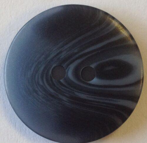 Ligne 32//20 mm poliestere effetto corno pulsante Confezione da 10