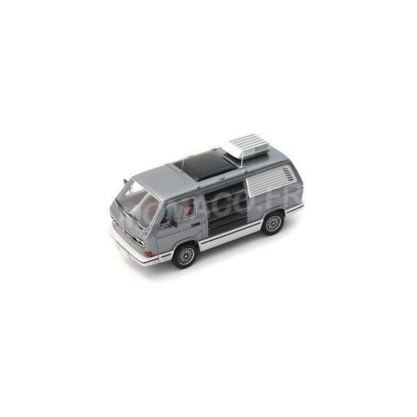 AVENUE43-60015 - VOLKSWAGEN VW T3 TRAVELLER JET grigio 1 43  Avenue 43