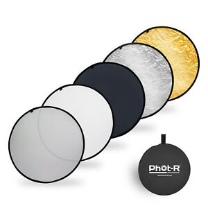 Phot-R-80cm-32-034-PRO-5-in-1-Photo-Studio-Collapsible-Circular-Reflector-Case