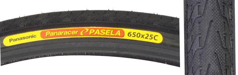 Panaracer Pasela Pasela Pasela Pneu Bassin Pasela 650cx25 Câble Bk 1d8127