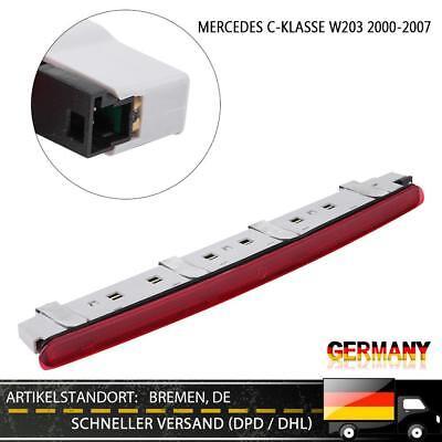 3 Bremsleuchte Für Mercedes C-Klasse W203 Bremslicht LED Zusatzbremsleuchte DE