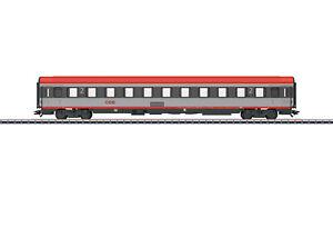 Marklin-H0-42744-Reisezugwagen-Bmz-2-Klasse-der-OBB-034-Neuheit-2019-034-NEU-OVP