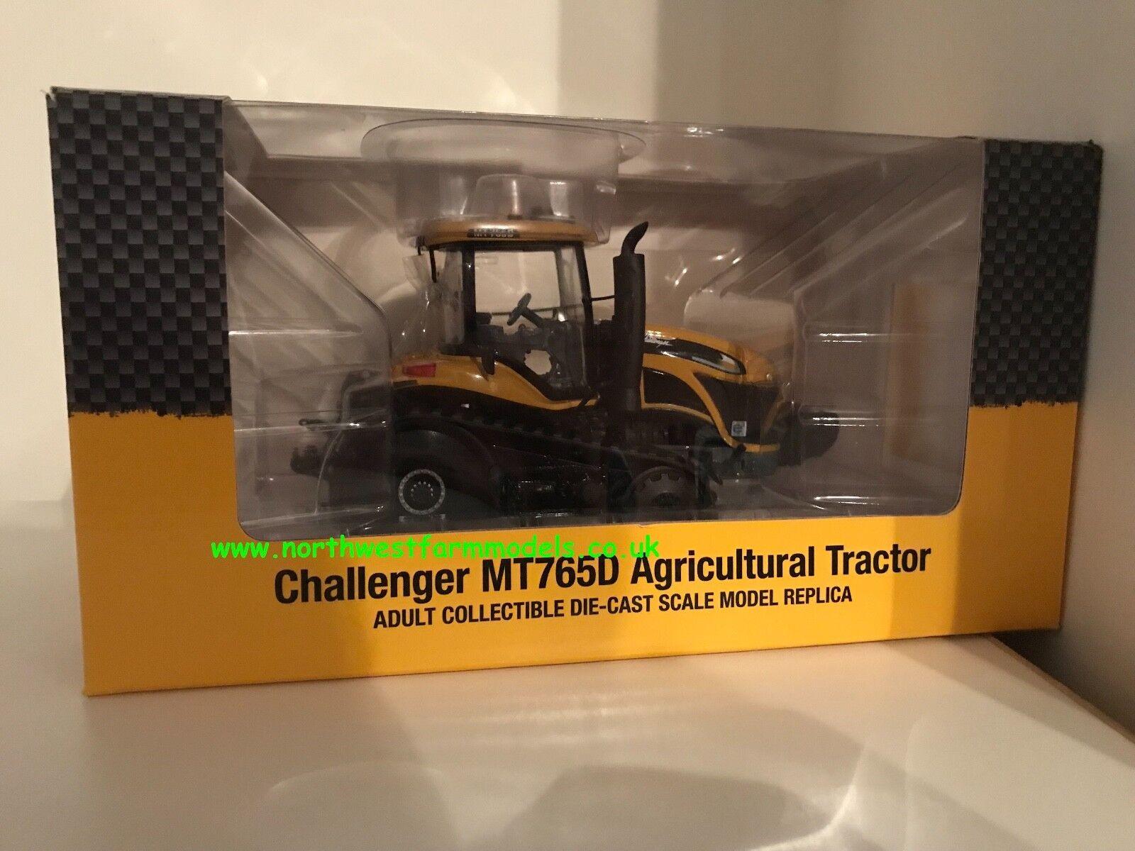 promociones emocionantes USK Scale Scale Scale Models 1 32 Scal Challenger MT765D Tractor de orugas  Vuelta de 10 dias