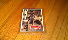 1967 Planet Of The Apes Vintage Trading Card Potter's Palace #43 Movie TV Film