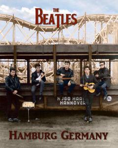 The-Beatles-John-Lennon-Paul-McCartney-11-x-14-034-Photo-Print