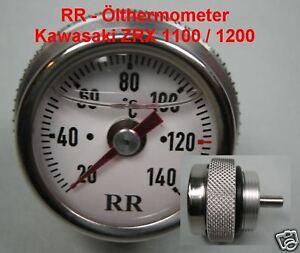 GPX 600 R ZX600A//C RR28 oiltemp gauge RR Ölthermometer Kawasaki GPZ 600 R