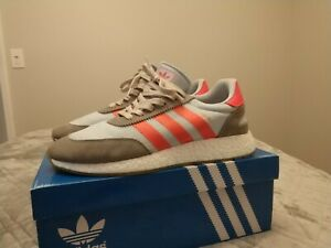 check out temperament shoes retail prices Details about Adidas Iniki Runner Charcoal Grey Turbo Gum Men's Shoes Sz 10  BB2098