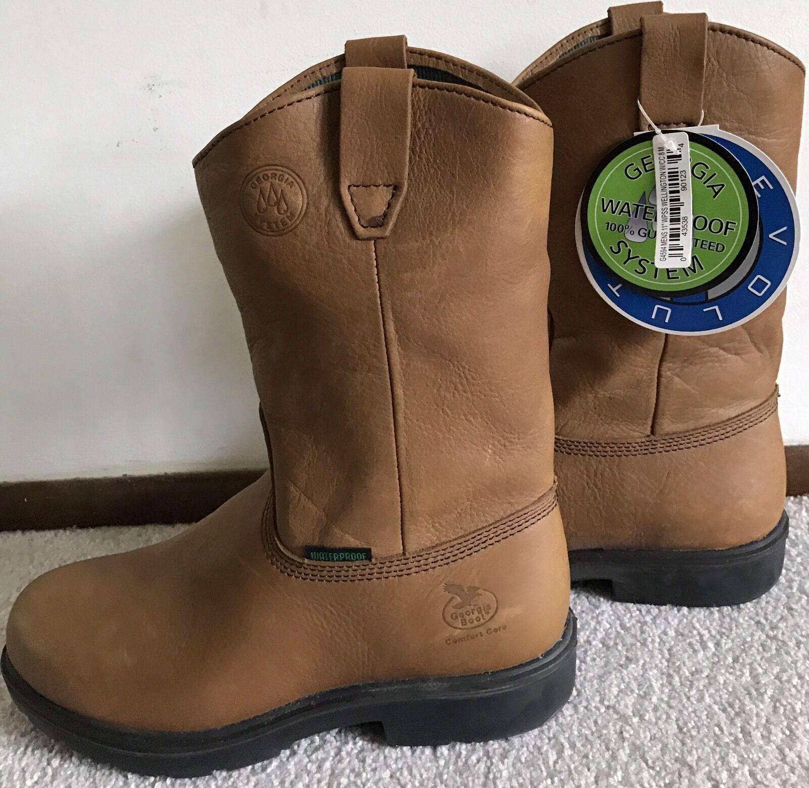 Georgia Boot Men's 11