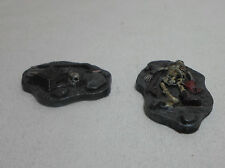 LOTR THE HOBBIT LOT OF 2 x NICE PAINTED TOKENS FROM MINES OF MORIA SET