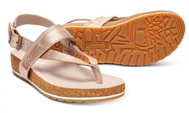 Betsy Trotwood misil frente  Timberland Malibu Waves Two Strap Sandals Women Strap Sandals Summer for  sale online | eBay