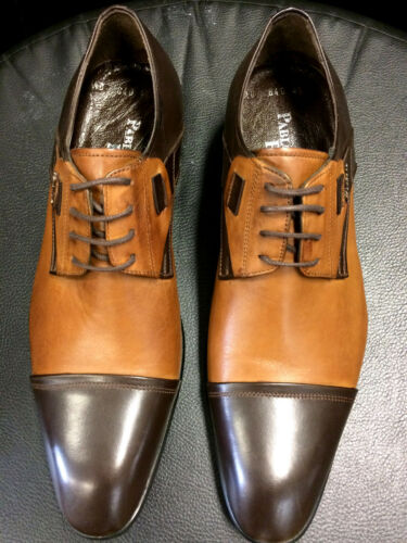 De Italiennes Picasso Pantoufles Handmade Tan Business Designer Pablo Chaussures UzGSMVqp