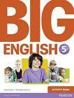 Big English 5 Activity Book von Christopher Sol Cruz und Mario Herrera (2014, Taschenbuch)