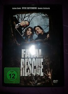 DVD  Fatal Rescue