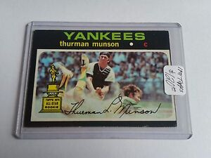 1971-Topps-5-Thurman-Munson-New-York-Yankees