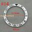 40mm-Red-Black-Blue-Green-Ceramic-Titanium-bezel-insert-fit-GMT-automatic-watch thumbnail 15