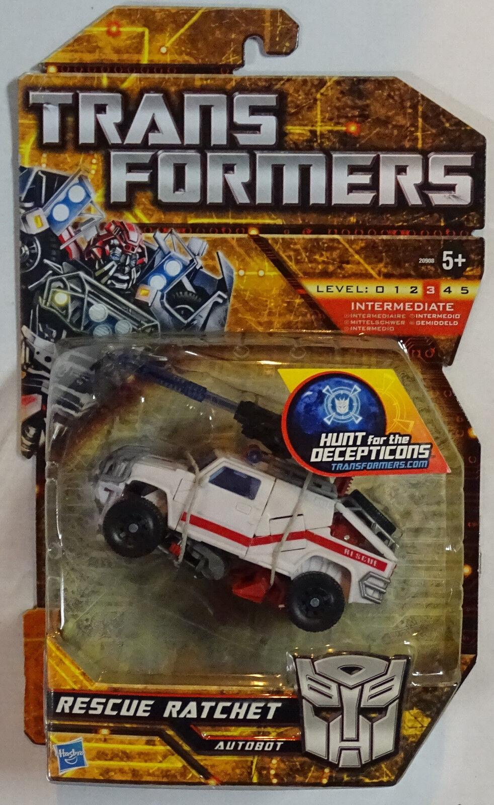 Hasbro  ® 20908 transformers Hunt of the Decepticons Deluxe rescue ratchet  en ligne