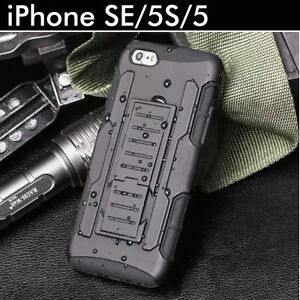 Tpu Case Cover For Apple Iphone 5 5s Heavy Duty Tough