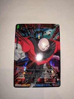 "DragonBall Super Card Game /""Jiren la Justice absolue/"" TB1-081 Super rare"