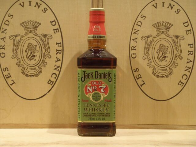 Jack Daniels Legacy Edition Limitada old Nº7 Bourbon Whisky 70cl 43% Vol