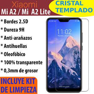 Cristal-Templado-Protector-De-Pantalla-Para-XIAOMI-Mi-A2-A2-Lite-Mi-6x-Vidrio