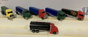 Pez truck lot with Tanker-Series E