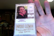 Enrique Guzman- Recuerdos de Oro- new/sealed cassette tape- rare?