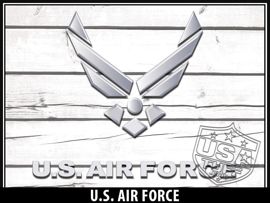 USATuff Custom Cooler Decal Wrap fits YETI Tundra Tundra YETI 110qt L+I US Air Force beda7f