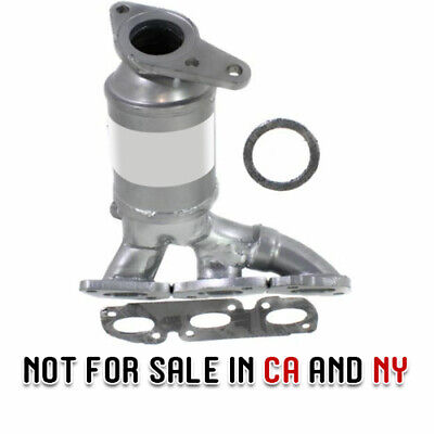 New Firewall Side Catalytic Converter For Mazda 6S 2003-2005